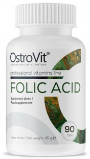 Ostrovit Folic Acid (90 таб)