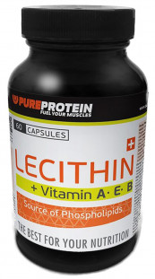 Pure Protein Lecitin (42 кап)