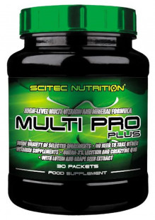Scitec Nutrition Multi Pro Plus (30 пак)